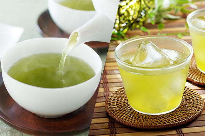 Green Tea (hot/cold)