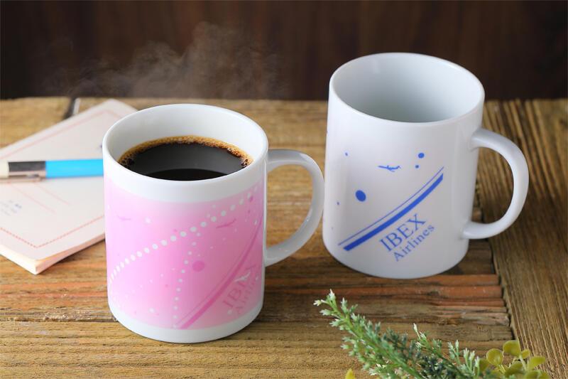 不思議なマグカップ